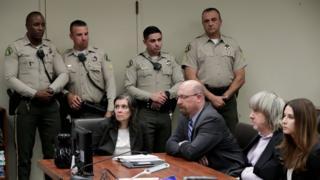 Comparecencia de David y Louise Turpin ante el tribunal