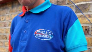Pimlico plumber