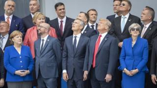 ترامب طالب دول الحلف بزيادة نفقاتها العسكرية