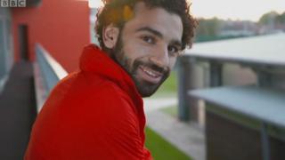 AFOTY 2018 Mohamed Salah
