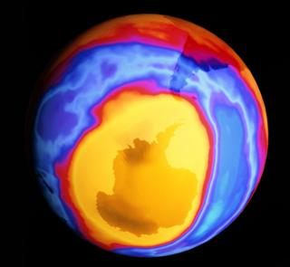 Ozone: The Earth's protective shield is repairing