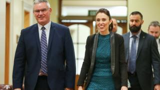Bà Jacinda Ardern, sinh năm 1980, vừa lên làm Thủ tướng New Zealand