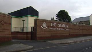 Old PSNI station