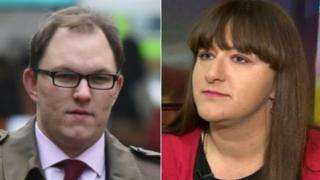 Gareth Snell and Ruth Smeeth