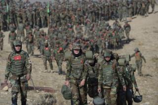 افغان پوځيان
