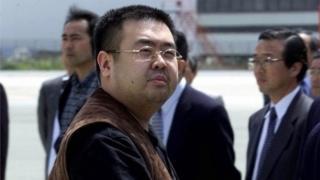 金正男(资料照片)。