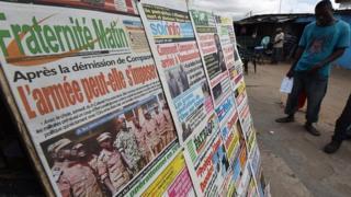 Côte d'Ivoire: deux journalistes relâchés après 48H de garde-à-vue
