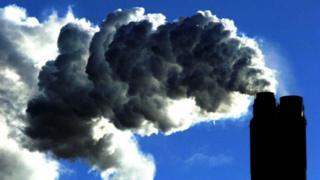 कोइला र पेट्रोलिय पदार्थको प्रयोगका कारण कार्बन डाइअक्साइडको मात्रा बढेको छ