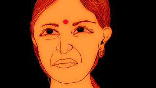 اغتصاب امرأة هندية يدفعها إلى الانهيار