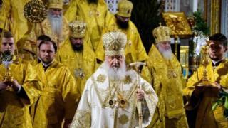 Rus Ortodoks Kilisesi Patriği Kirill