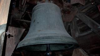 巴黎聖母院的鐘