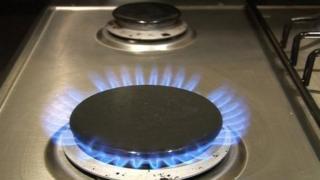 gas cooker