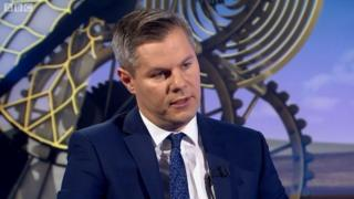 Derek Mackay on Sunday Politics Scotland