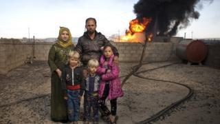 Família de Ali Hassam