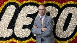 JOrg Vig Knudstorp, ceo of Lego til end 2016