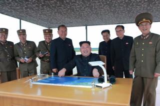 Kim Jong-un continúa desafiando a la comunidad internacional con sus pruebas de misiles.