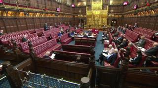 Peers debate the Housing and Planning Bill on 22 March 2016
