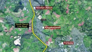 South Devon Link Road