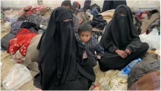 WNI eks ISIS di Suriah