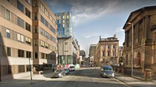 Pitt Street, Glasgow