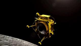 တရုတ်အာကာသယာဉ် လတဘက်ခြမ်းမှာ ဆင်းသက်