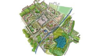 Winchburgh town development
