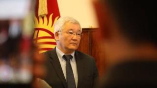 Бишкектин мурунку мэри Кубанычбек Кулматов