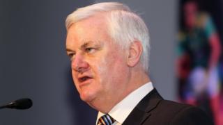 GAA President Aogan O Fearghail