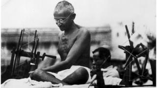 మహాత్మా గాంధీ, చైనా