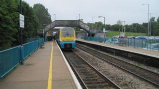 Cwmbran Station