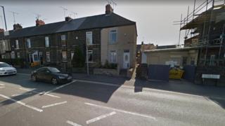 Nether Lane in Ecclesfield