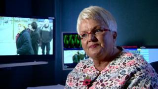 DUP councillor Ruth Patterson