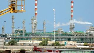 Une raffinerie en Libye