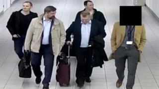 اتهام روسيا بالتجسس