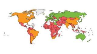L'Afrique a les routes les plus meurtrières du monde
