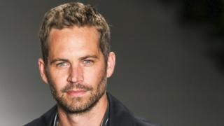Paul Walker at Sao Paulo Fashion Week on March 21, 2013