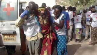 Boko Haram, Suicide bomber