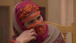 زینب کی والدہ