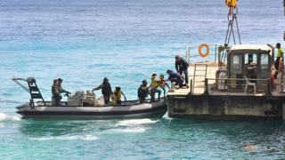 پناهجویان در استرالیا