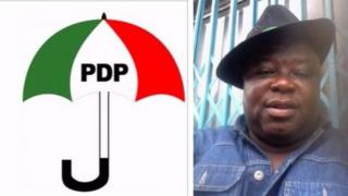 Niyi Aborisade alaga PDP ni Apapa