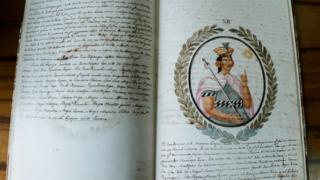 manuscrito de Sahuaraura