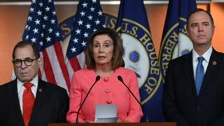 Pelosi, Nadler and Schiff