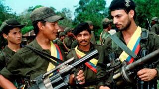 Mayakan kungiyar 'yan tawayen FARC