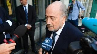 """Joseph """"Sepp"""" Blatter"""