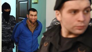 Анзор Губашев в суде