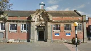 Ealrsdon library Coventry