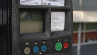 Parking meter generic
