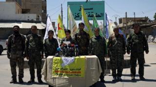 Suriye Demokratik Güçleri