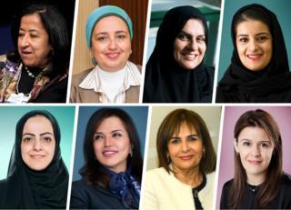 افضل 100 سيدة اعمال في العالم العربي