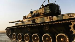 Турецкий танк